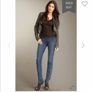 PAIGE Jeans Blue Heights Skinny Jeans 29
